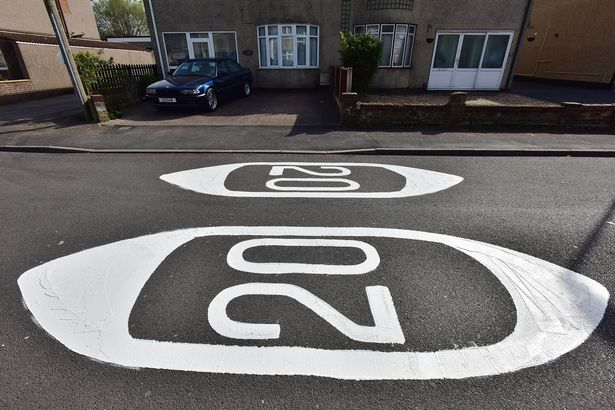Success of 20mph speed limits in Bristol